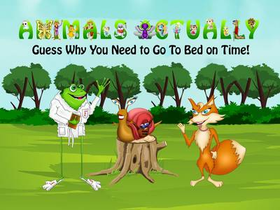 Guess Why You Need to Go to Bed on Time!: Book G