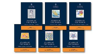 2020 Stamps of the World Simplified Catalogues Volumes 1-6