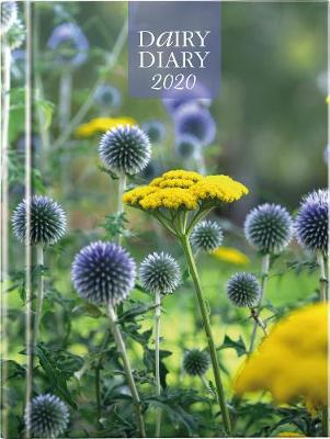 Dairy Diary 2020: A British icon used by millions since its launch by the milkman. This gorgeous A5 week-to-view diary features 52 triple-tested weekly recipes: 2020