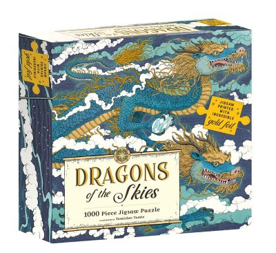 Dragons of the Skies 1000pc Jigsaw Puzzle