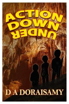 Action Down Under: Book 4 of the Action Series