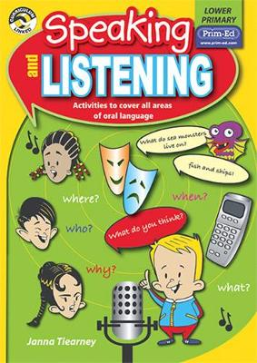 Speaking and Listening: Lower Primary