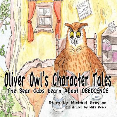 Oliver Owl's Character Tales