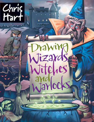 Drawing Wizards, Witches and Warlocks