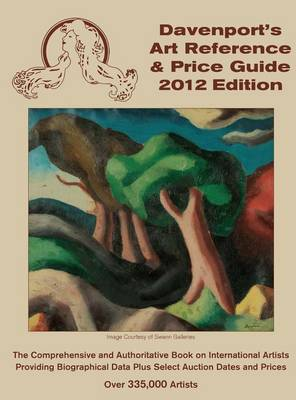 2012 Davenport's Art Reference & Price Guide