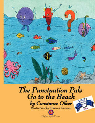 The Punctuation Pals Go to the Beach