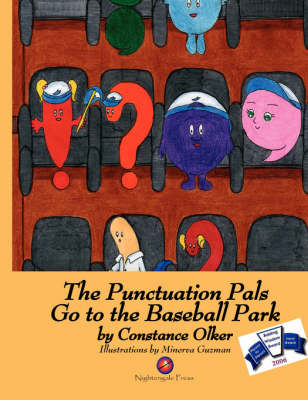The Punctuation Pals Go To The Baseball Park