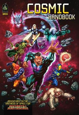 Cosmic Handbook: A Mutants & Masterminds Sourcebook