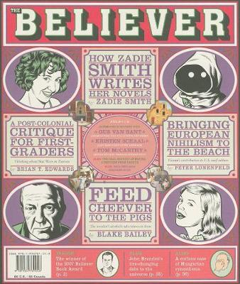 The Believer, Issue 54: June 2008