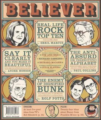 The Believer, Issue 56: September 2008