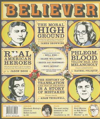 The Believer, Issue 57: October 2008