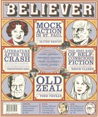 The Believer, Issue 60: February 2009
