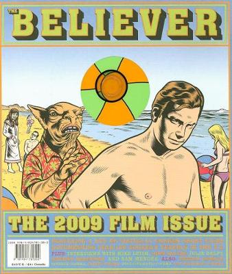 The Believer, Issue 61: March / April 09 - Film Issue