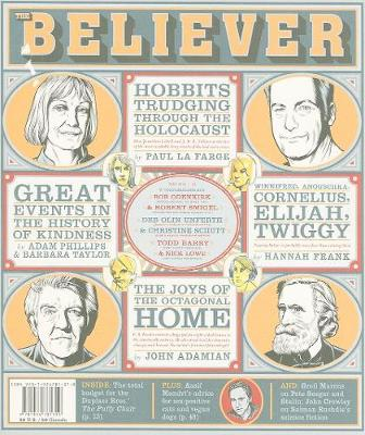The Believer, Issue 62: May 2009