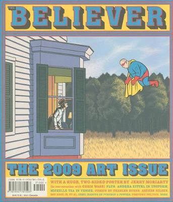 The Believer, Issue 67: November / December 2009 - Visual Art Issue
