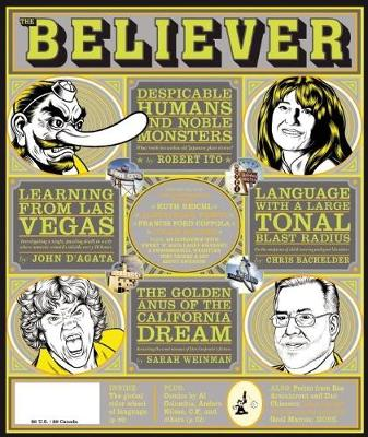 The Believer, Issue 68: January 2010