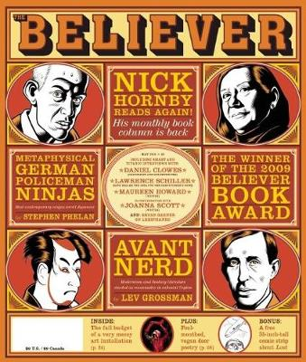 The Believer, Issue 71