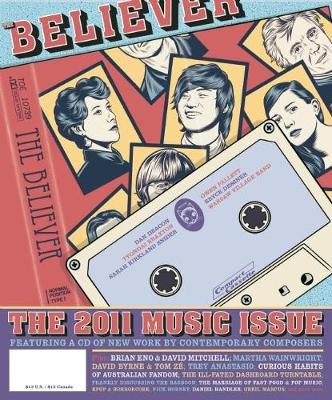 The Believer, Issue 82: The Music Issue