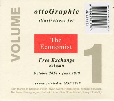 Ottographic illustrations for The Economist: Volume 1