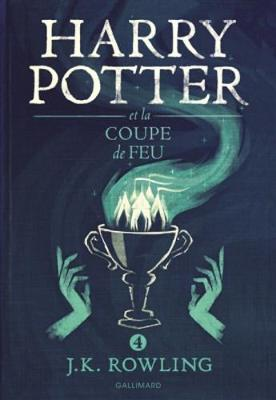 Harry Potter volume 4 Harry Potter et la coupe de feu