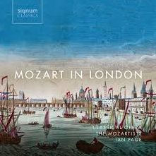 Mozart In London Page