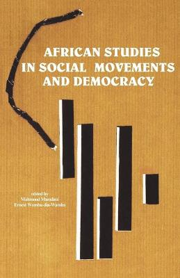 African Studies in Social Movements and Democracy