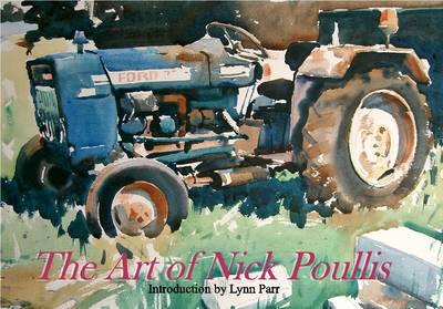 The Art of Nick Poullis: Painter and Illustrator