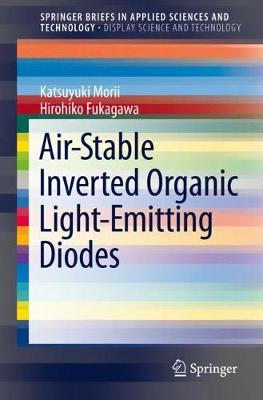 Air-Stable Inverted Organic Light-Emitting Diodes