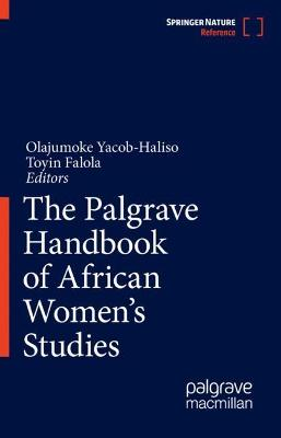 The Palgrave Handbook of African Women's Studies