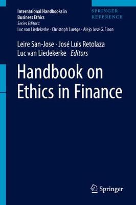 Handbook on Ethics in Finance