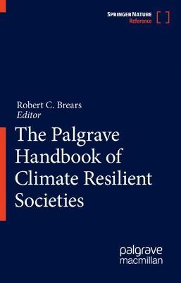 The Palgrave Handbook of Climate Resilient Societies