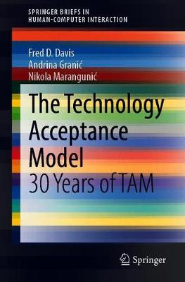 The Technology Acceptance Model: 30 Years of TAM