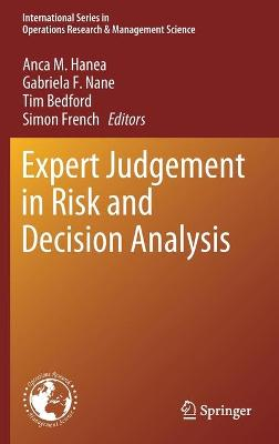 Expert Judgment in Risk and Decision Analysis