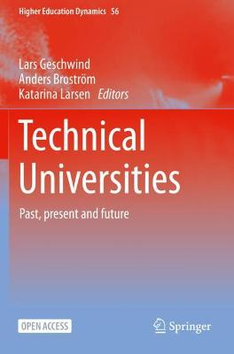 Technical Universities: Past, present and future