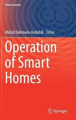 Operation of Smart Homes