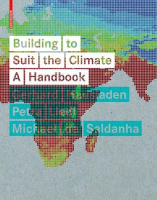 Building to Suit the Climate: A Handbook
