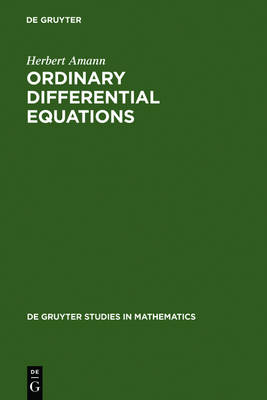 Ordinary Differential Equations: An Introduction to Nonlinear Analysis