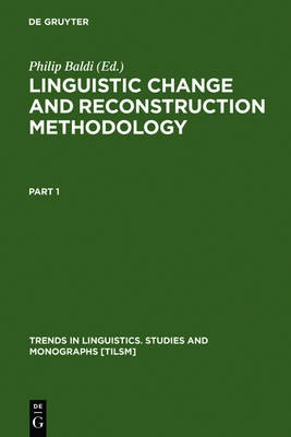 Linguistic Change and Reconstruction Methodology