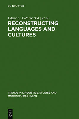 Reconstructing Languages and Cultures