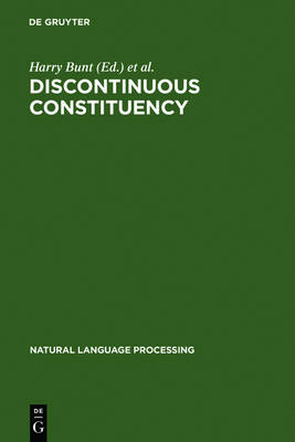 Discontinuous Constituency