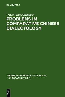 Problems in Comparative Chinese Dialectology: The Classification of Miin and Hakka