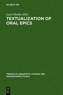 Textualization of Oral Epics