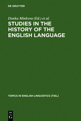 Studies in the History of the English Language: A Millennial Perspective