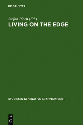 Living on the Edge: 28 Papers in Honour of Jonathan Kaye