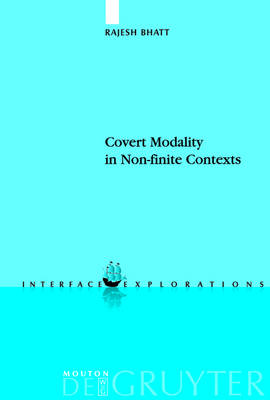 Covert Modality in Non-finite Contexts