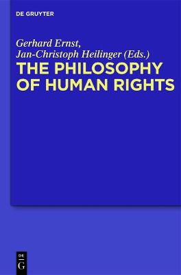 The Philosophy of Human Rights: Contemporary Controversies