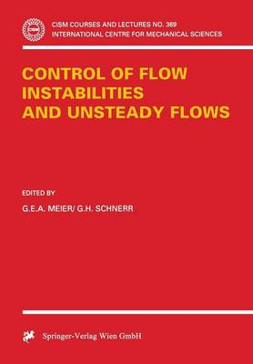 Control of Flow Instabilities and Unsteady Flows
