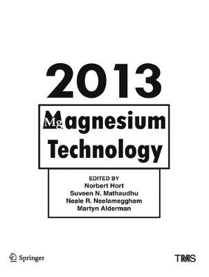 Magnesium Technology 2013