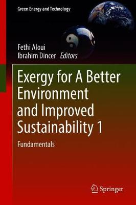 Exergy for A Better Environment and Improved Sustainability 1: Fundamentals