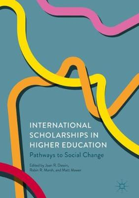 International Scholarships in Higher Education: Pathways to Social Change